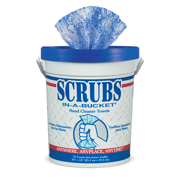 SCRUBS in-a-Bucket®