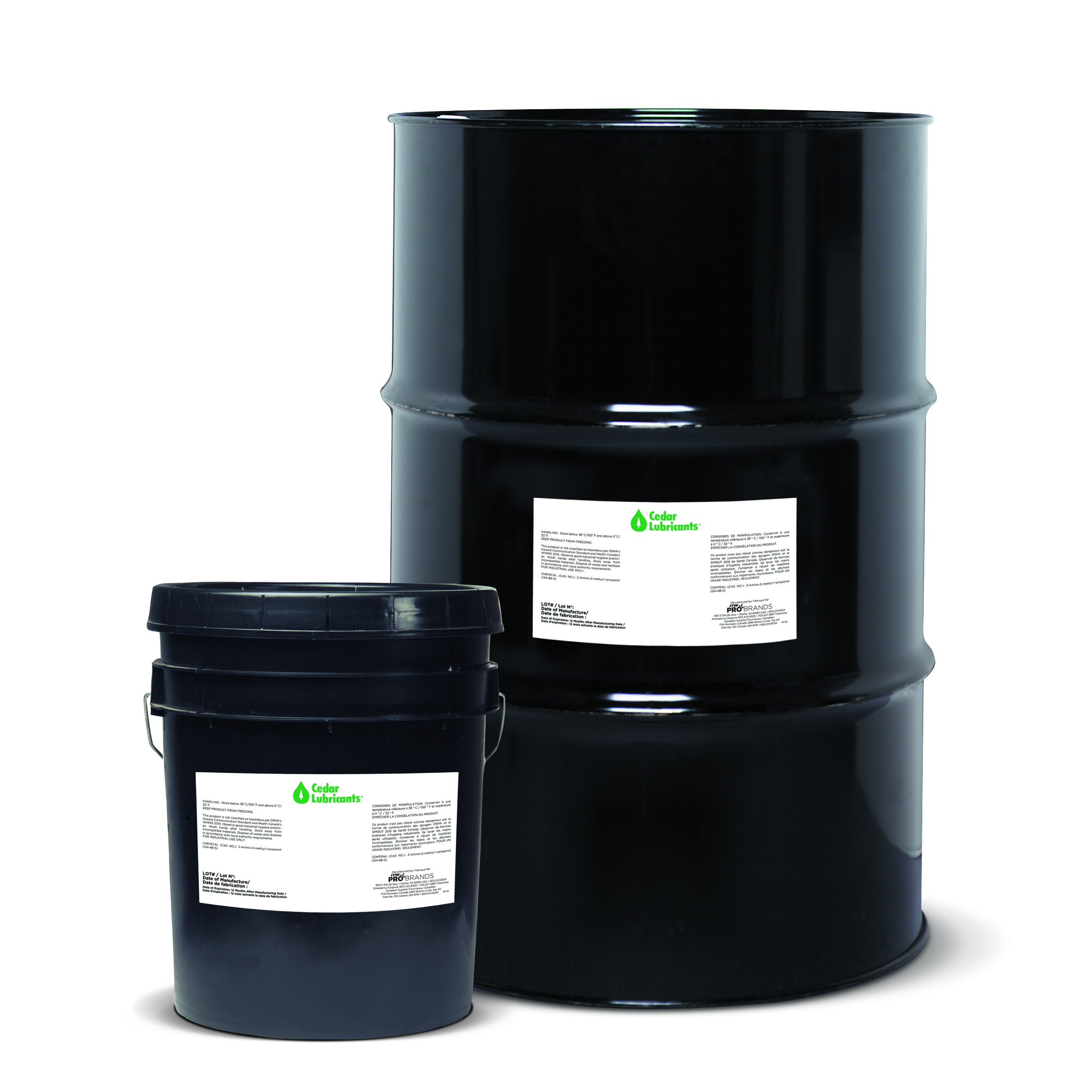 Cedar Lubricants Custom Solutions