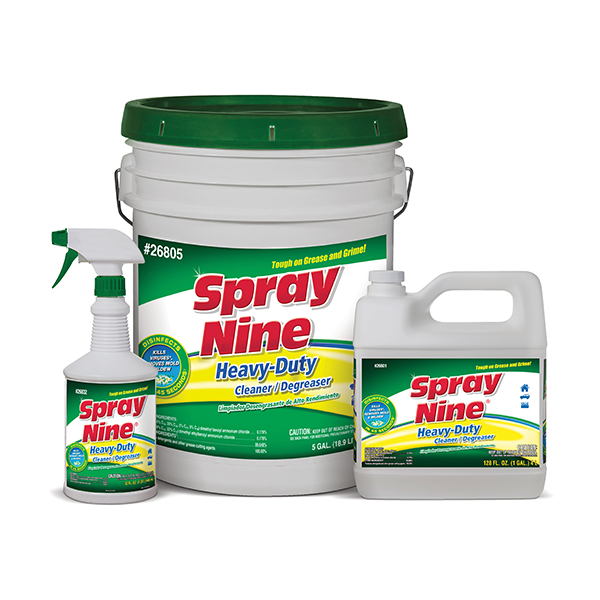 Spray Nine®