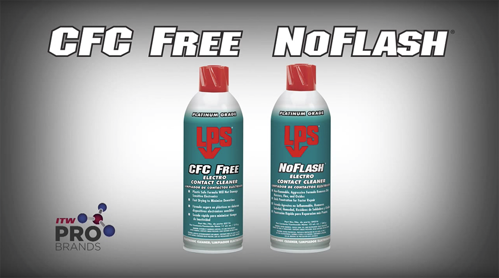 LPS Plastic Safe CFC Free and Non Flammable NoFlash