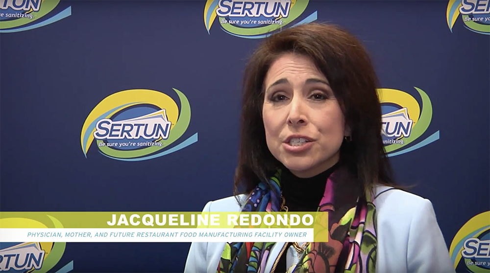 Sertun: Interview with Jacqueline Redondo